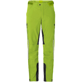 VAUDE Qimsa II Softshell Pants Men chute green